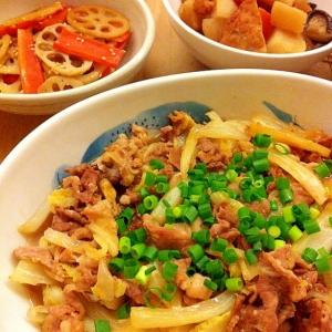 白菜と豚肉の簡単フライパン蒸し 醤油麹味