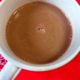 豆乳で作る☆カフェモカ風コーヒー