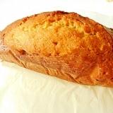 ラムレーズンパウンドケーキ