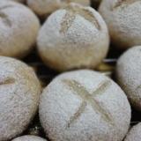 自家製天然酵母を使って♪全粒粉パン