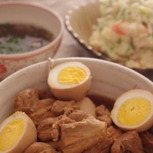 鶏肉のさっぱりお酢煮。