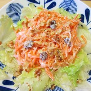 簡単☆キャロットサラダ