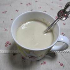 ♪豆乳バナナカフェ♪