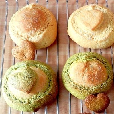 本格派から食パンを利用する超時短派まで!とっておきメロンパンレシピ5選