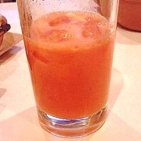 自家製野菜ジュース