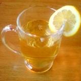 ★。・ジンとレモンと緑茶入りのウィスキー★。:・★
