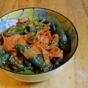 ずぼら飯☆濃い色野菜の味噌つくだ煮