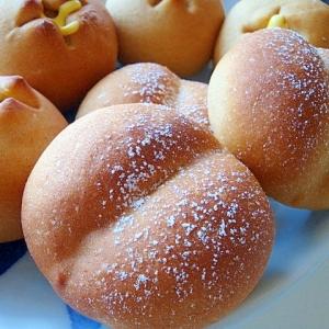 白神こだま酵母で☆豆乳きなこパン(HB使用)