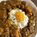 カフェ風☆鹿肉カレー