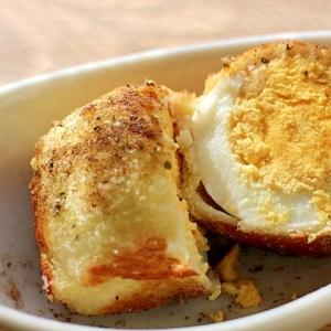 揚げないのに揚げパンみたいなサクサク卵パン