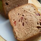 HB☆チョコ&いちご食パン