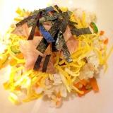 大阪のバラ寿司