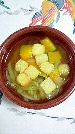 簡単、南瓜のスープ♪