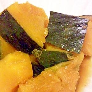 南瓜の甘い煮物