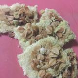 オリーブオイルでオートミールのおからクッキー