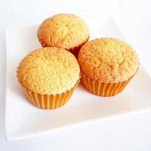 卵1個で簡単 カップケーキ
