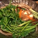 仙台名物、せり鍋