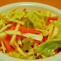 セロリとにんじんのタイ風ピリ辛サラダ