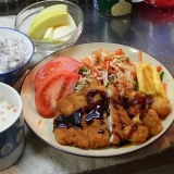 美味しい鶏ムネ肉のチキンカツ・低カロリー食