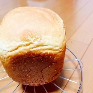 スキムミルクでミルク食パン