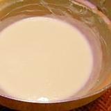 米粉☆簡単ホワイトソース