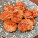 鶏肉大量消費★鶏肉と人参で基本の鶏つくね