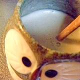 ほうじ茶✿飲むヨーグルト