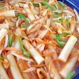 野菜たっぷり☆トッポギ