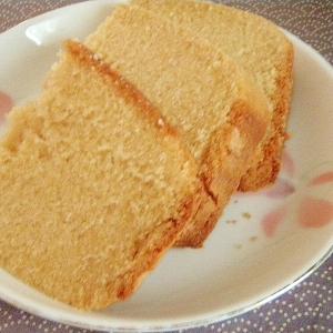 HBで★簡単バターケーキ