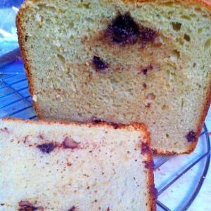 塩麹入り抹茶のチョコナッツパン/ずっしりタイプ