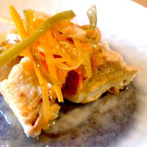 作りおきレシピ☆鶏肉の南蛮漬け