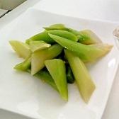 ウドのポリポリサラダ