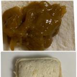 ランチパック風♪玉ねぎカレーのサンドイッチ☆