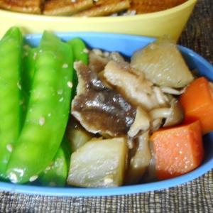 鶏と大根とキノコのころころ煮