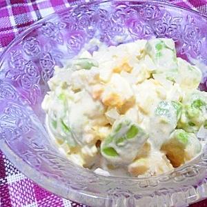 アボカド&茹で卵で♪タルタル風サラダ