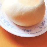 3合炊き炊飯器で作る 丸パン