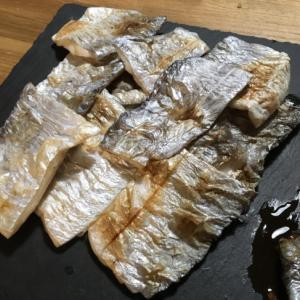 太刀魚の白焼き