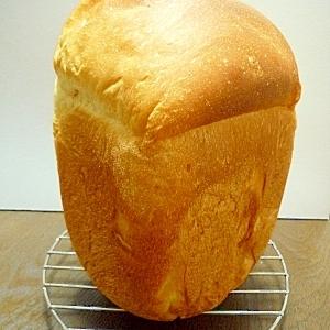 HBでふんわりメイプル食パン