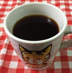 キャラメル蜂蜜コーヒー