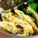 弁当救世主伝説271、海苔の佃煮卵焼き