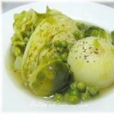 春野菜のスープ煮