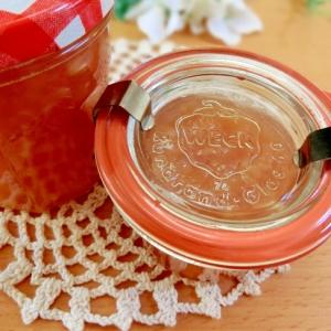 簡単★あま~い香りの✿手作り桃ジャム❤