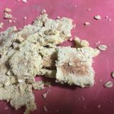 豆腐とオートミールのおからクッキー