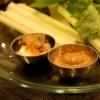 食材も味付けもシンプル*ごまたっぷりの納豆オムレツ