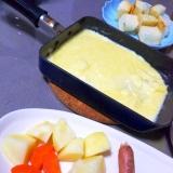 子供用チーズフォンデュ++