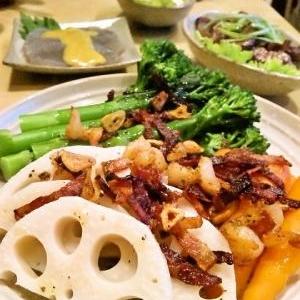 イタリアン温野菜