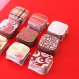 転写シートのチョコレートボンボン【No.368】