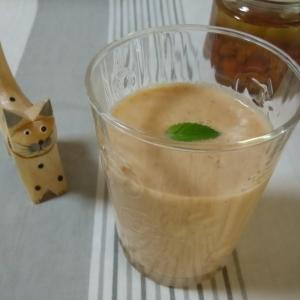 びわで作る今が旬フルーツミルク