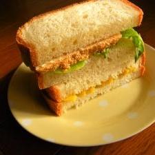 おせち消費☆サンドイッチ