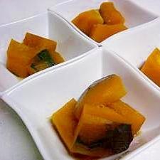 ルクエで簡単!かぼちゃの煮物